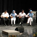 کنسرت هنرجویان آموزشگاه موسیقی رسانه هنر در فرهنگسرای ارسباران، آبان 1385