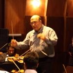 کنسرت ارکستر سنفونیک آموزشگاه موسیقی رسانه هنر، تالار فارابی، تیرماه 1390
