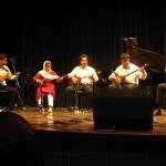کنسرت هنرجویان آموزشگاه موسیقی رسانه هنر در فرهنگسرای ارسباران، مرداد 1388