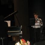 کنسرت هنرجویان آموزشگاه موسیقی رسانه هنر، تالار فارابی